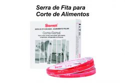 Lamina Serra Fita MKP 5/8x6  2.80 m Cx c/5 unid.  Starrett